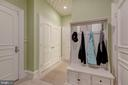 Mudroom - 916 MACKALL AVE, MCLEAN