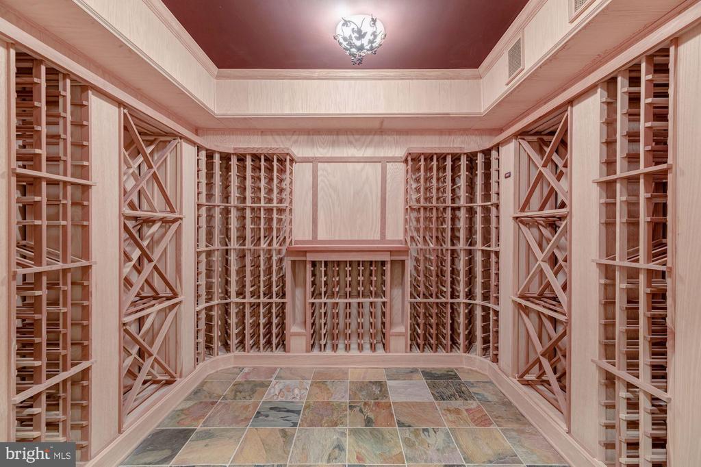 Wine Cellar - 916 MACKALL AVE, MCLEAN