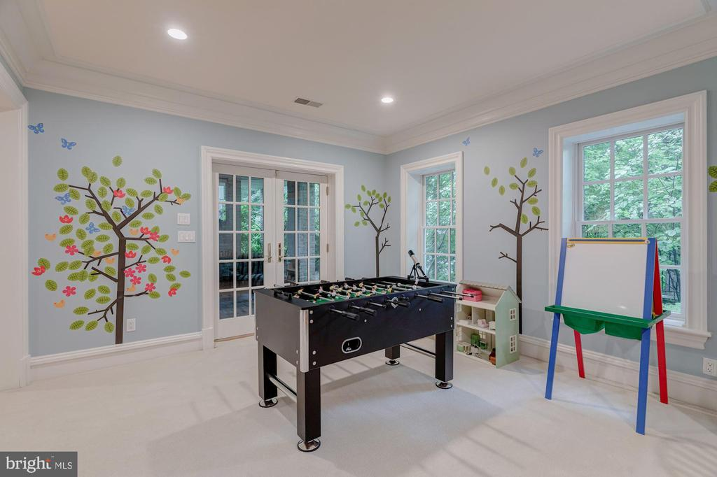 Play Room - 916 MACKALL AVE, MCLEAN