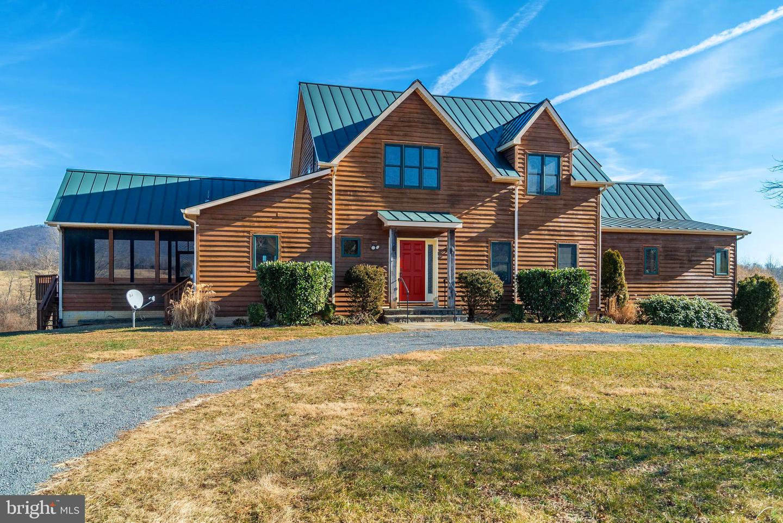 Single Family Homes للـ Sale في Hume, Virginia 22639 United States