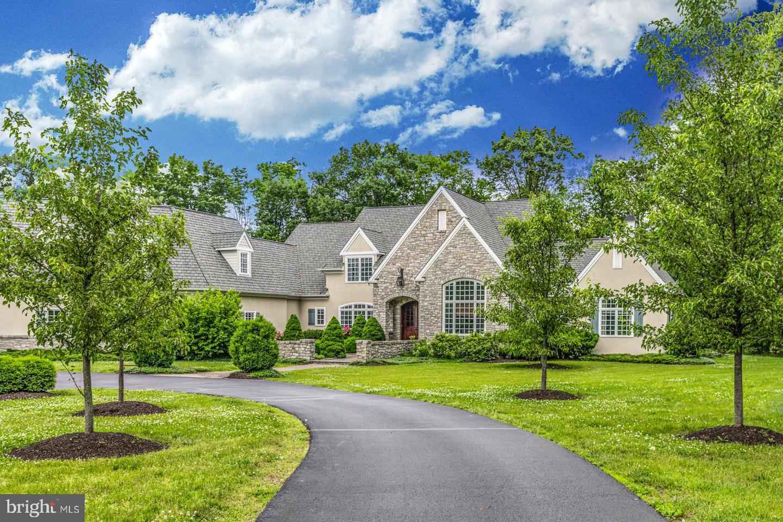 Single Family Homes per Vendita alle ore New Hope, Pensilvania 18938 Stati Uniti