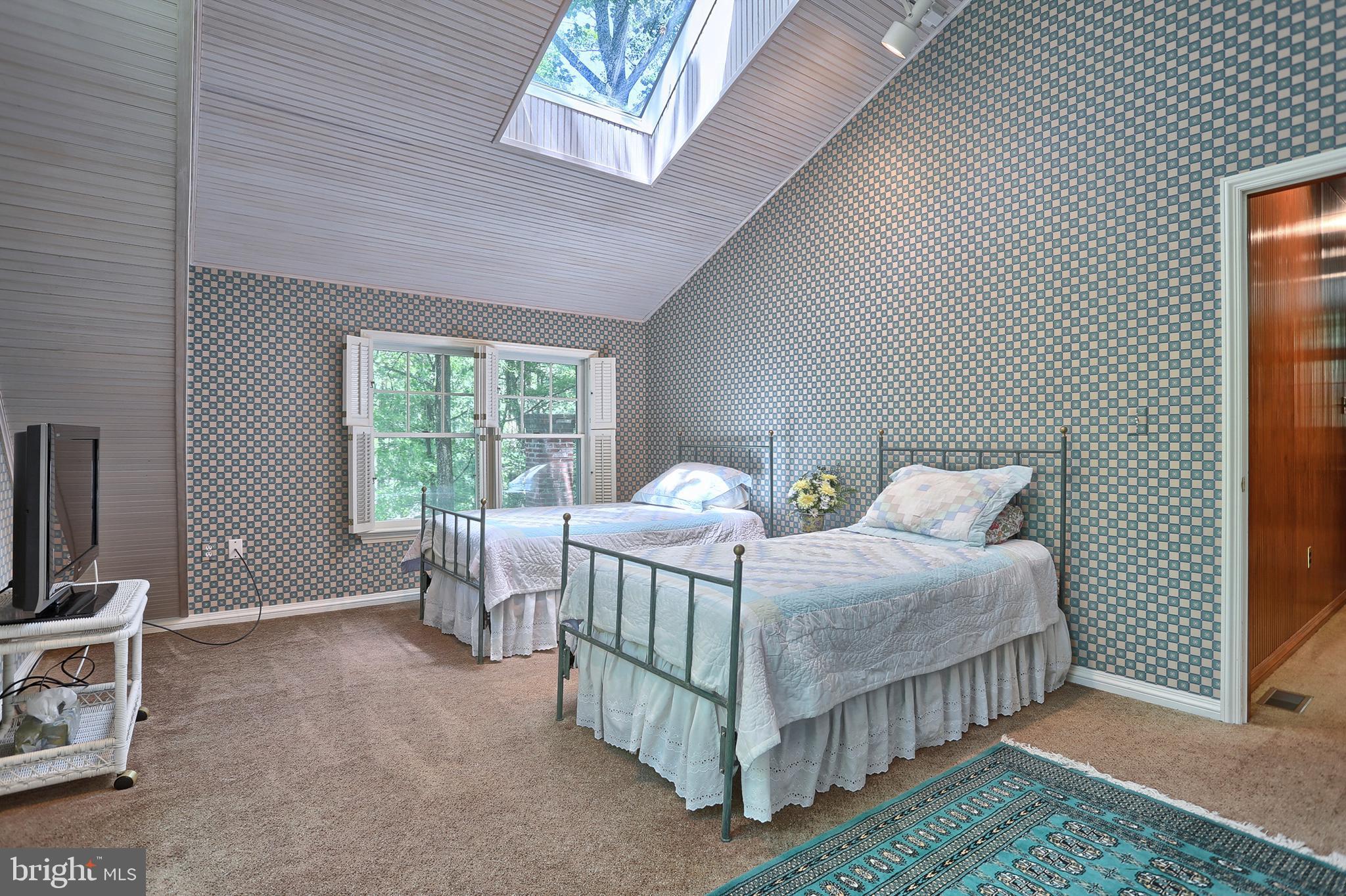 Another view of 3rd floor bedroom