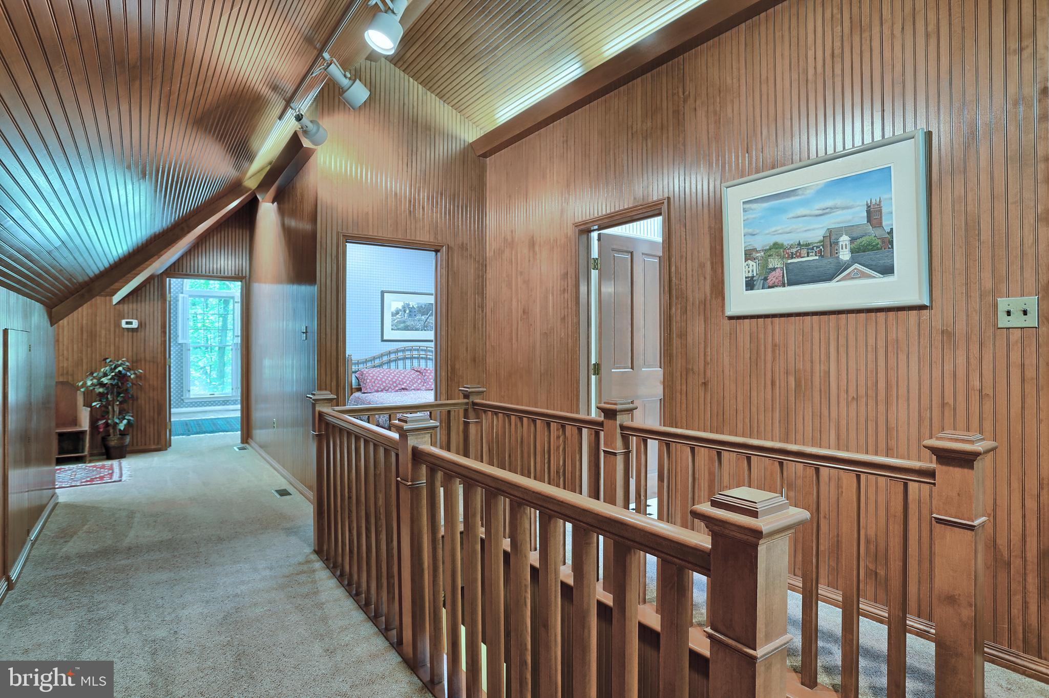Another view of 3rd floor hallway