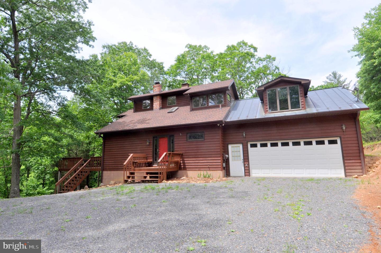 Single Family Homes のために 売買 アット Bloomery, ウェストバージニア 26817 アメリカ