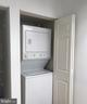 Washier and Dryer in Unit - 3629 38TH ST NW #304, WASHINGTON