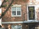 Entrance to Building for this unit - 3629 38TH ST NW #304, WASHINGTON