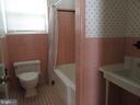 Bathroom - 7028 31ST ST NW, WASHINGTON