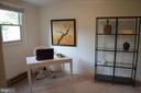 Main level den off kitchen - 235 W 5TH ST, FREDERICK