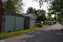 Alley  behind home - your own garage! - 235 W 5TH ST, FREDERICK