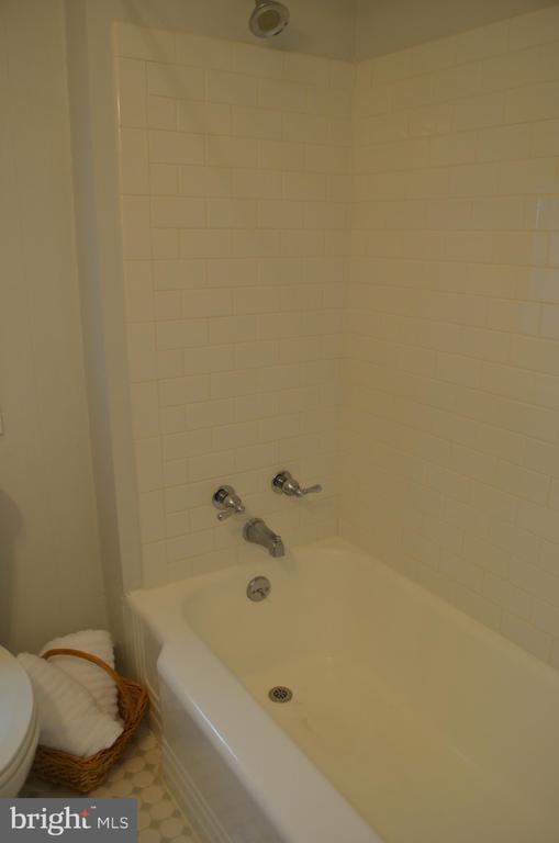 Bath/Shower upstairs - 235 W 5TH ST, FREDERICK