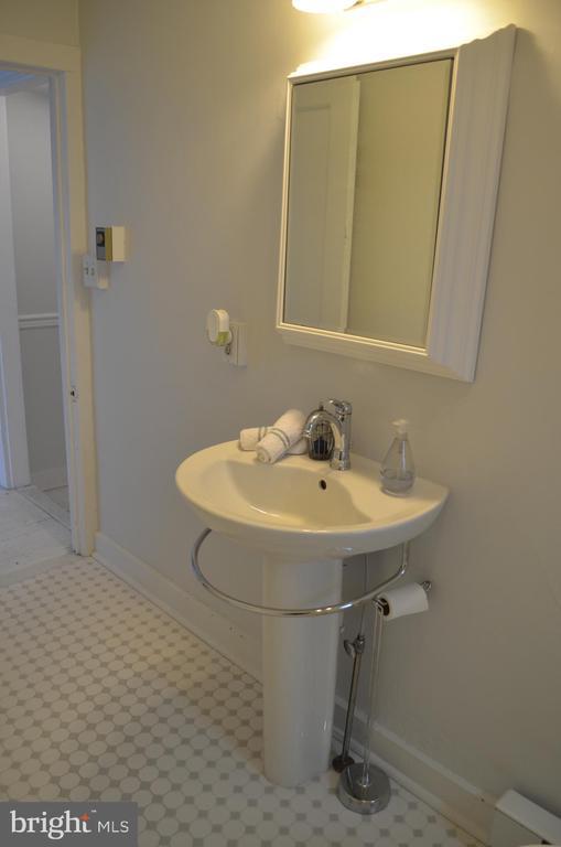 Updated full bath 2014 - 235 W 5TH ST, FREDERICK