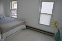Plenty of room in 2nd bedroom 2 windows - 235 W 5TH ST, FREDERICK