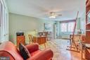 Large bedroom - 5406 CONNECTICUT AVE NW #401, WASHINGTON