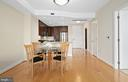 Dining - 8220 CRESTWOOD HEIGHTS DR #514, MCLEAN