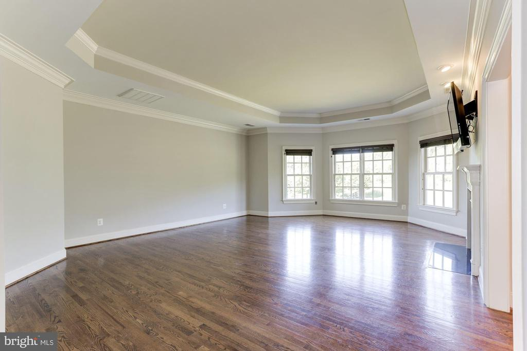 Opulent Owner's Suite with Hardwoods - 16323 HUNTER PL, LEESBURG