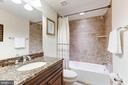 Lower Level Full Bath - 16323 HUNTER PL, LEESBURG