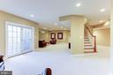 Lower Level Recreation Room - 16323 HUNTER PL, LEESBURG