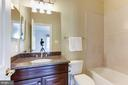 Bedroom 4 Bath - 16323 HUNTER PL, LEESBURG