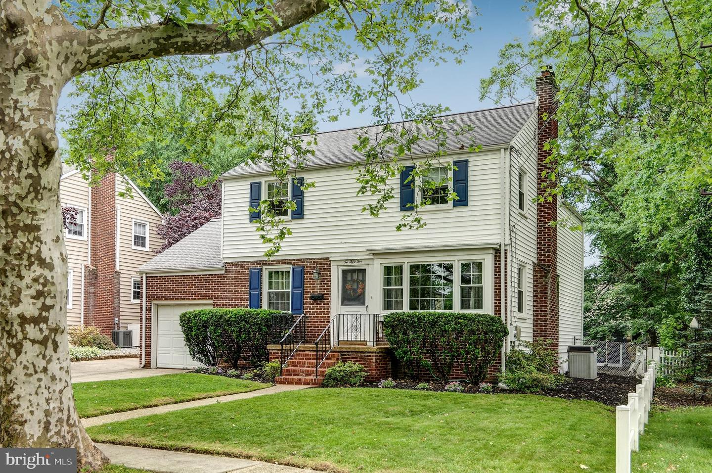 Single Family Homes للـ Sale في Haddon Township, New Jersey 08033 United States
