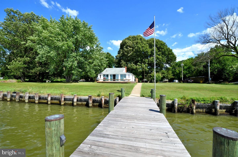 Single Family Homes для того Продажа на Shady Side, Мэриленд 20764 Соединенные Штаты