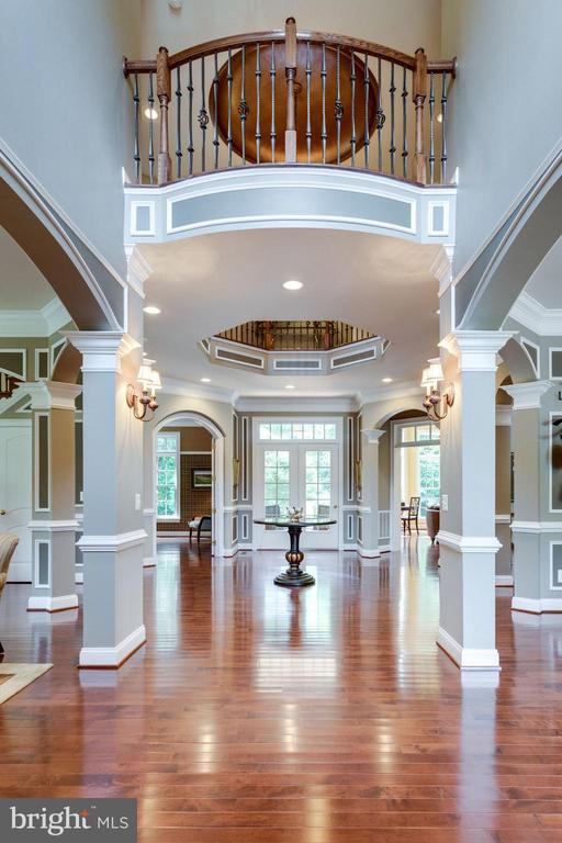 Two Story Entry - 40947 GRENATA PRESERVE PL, LEESBURG