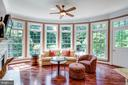 Semi Circle Wall of Windows! - 40947 GRENATA PRESERVE PL, LEESBURG