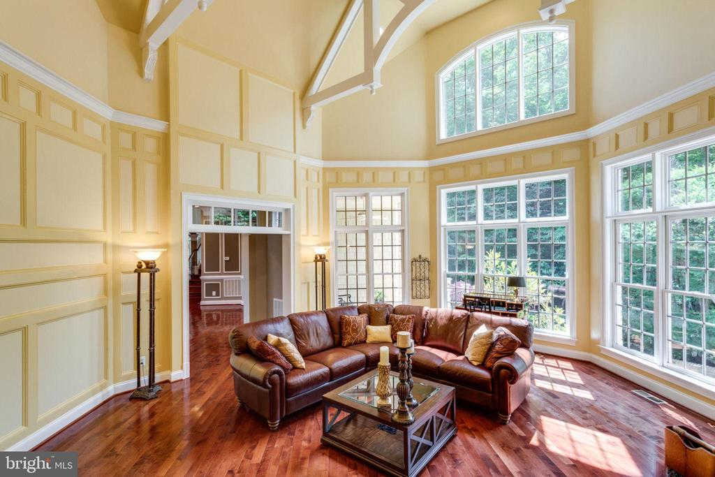 Lightfilled Two Story Family Room - 40947 GRENATA PRESERVE PL, LEESBURG