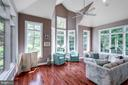 Two Story with distinctive ceiling Lines - 40947 GRENATA PRESERVE PL, LEESBURG