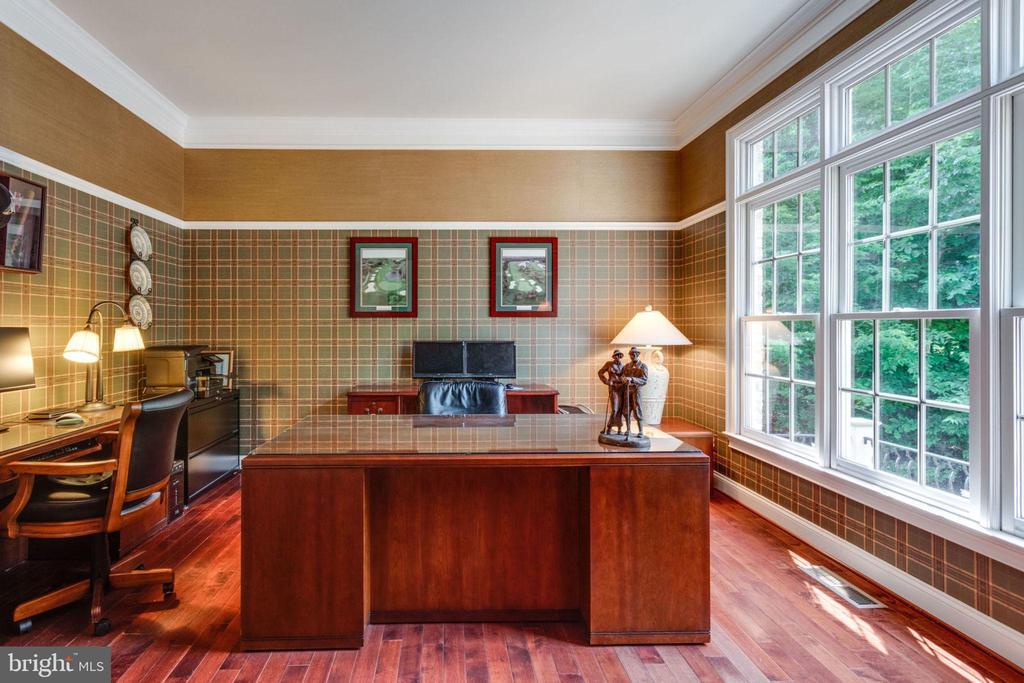Main Floor Study - 40947 GRENATA PRESERVE PL, LEESBURG