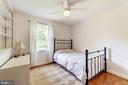 Bedroom - 6106 CLEARBROOK DR, SPRINGFIELD