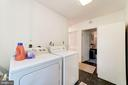 Laundry - 6106 CLEARBROOK DR, SPRINGFIELD
