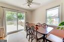 Dining - 6106 CLEARBROOK DR, SPRINGFIELD