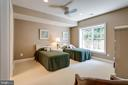 Ensuite could  be second Home Office - 40947 GRENATA PRESERVE PL, LEESBURG