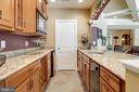 Wet Bar  w/ Granite Counters - 40947 GRENATA PRESERVE PL, LEESBURG