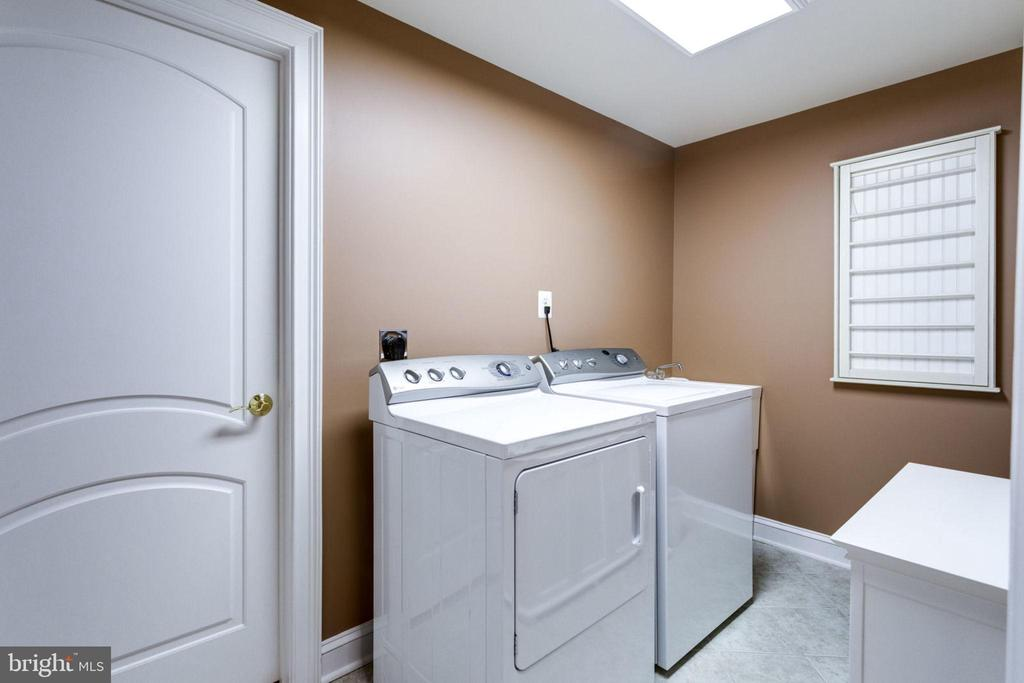 Second Laundry Room - 40947 GRENATA PRESERVE PL, LEESBURG