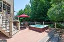 Enjoy a dip in the spa! - 40947 GRENATA PRESERVE PL, LEESBURG
