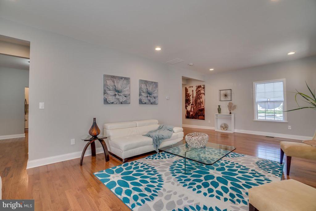Living Room - 5356 E ST SE, WASHINGTON