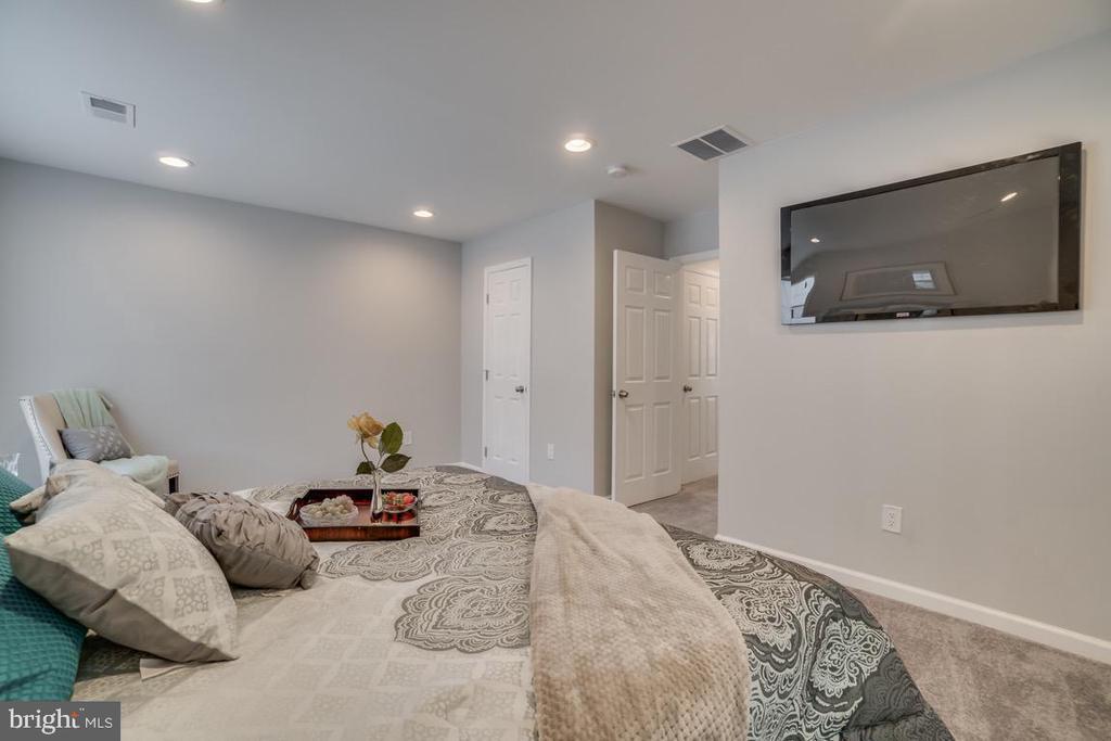 Master Bedroom - 5356 E ST SE, WASHINGTON