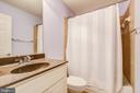 Bedroom 3 Full BAthroom - 15530 GERMANTOWN RD, GERMANTOWN