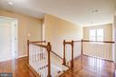 Upper Level Hallway - 15530 GERMANTOWN RD, GERMANTOWN