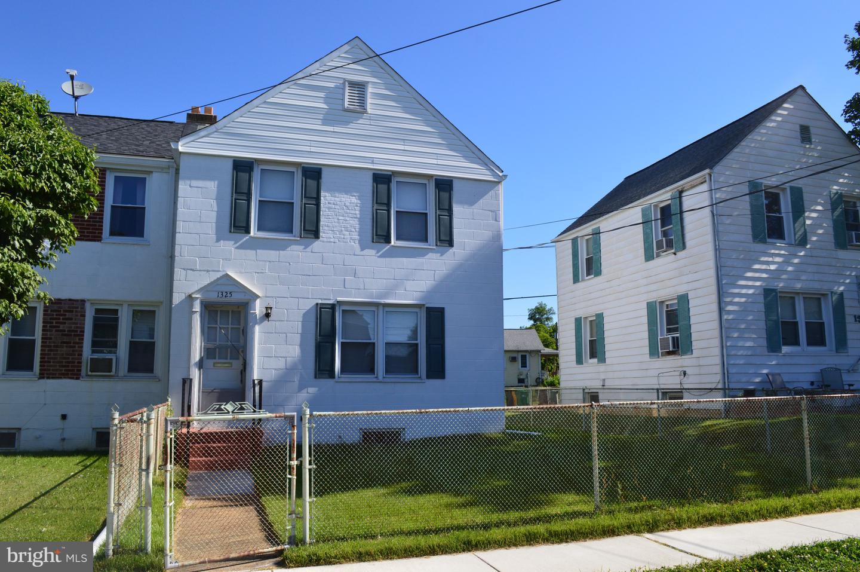Single Family Homes for Sale at Elsmere, Delaware 19805 United States