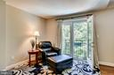 Incredible view from the Juliet balcony - 1298 STAMFORD WAY, RESTON