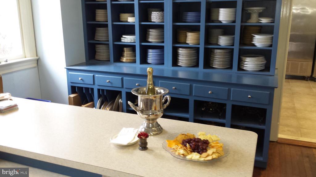 Large food prep room just off the kitchen - 3521 BUCKEYSTOWN PIKE, BUCKEYSTOWN