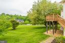 Backyard - 11121 TOMMYE LN, RESTON