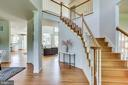 Bright and welcoming foyer - 11121 TOMMYE LN, RESTON