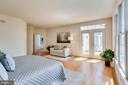 Main Level Master Bedroom - 11121 TOMMYE LN, RESTON