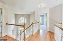 Upper Level Foyer - 11121 TOMMYE LN, RESTON