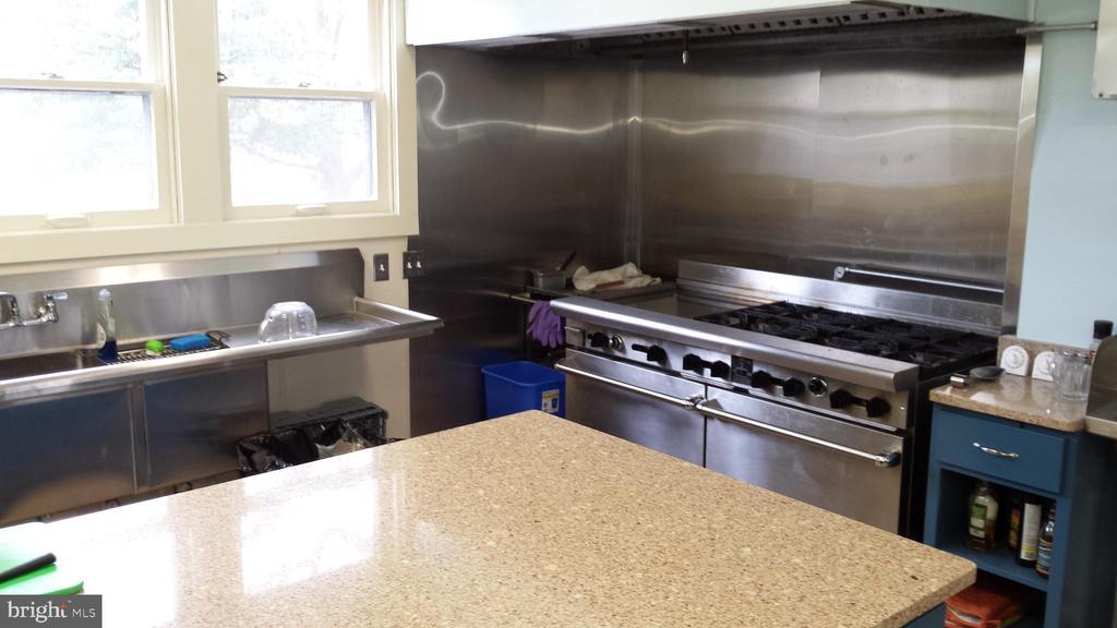Commercial grade kitchen & appliances - 3521 BUCKEYSTOWN PIKE, BUCKEYSTOWN