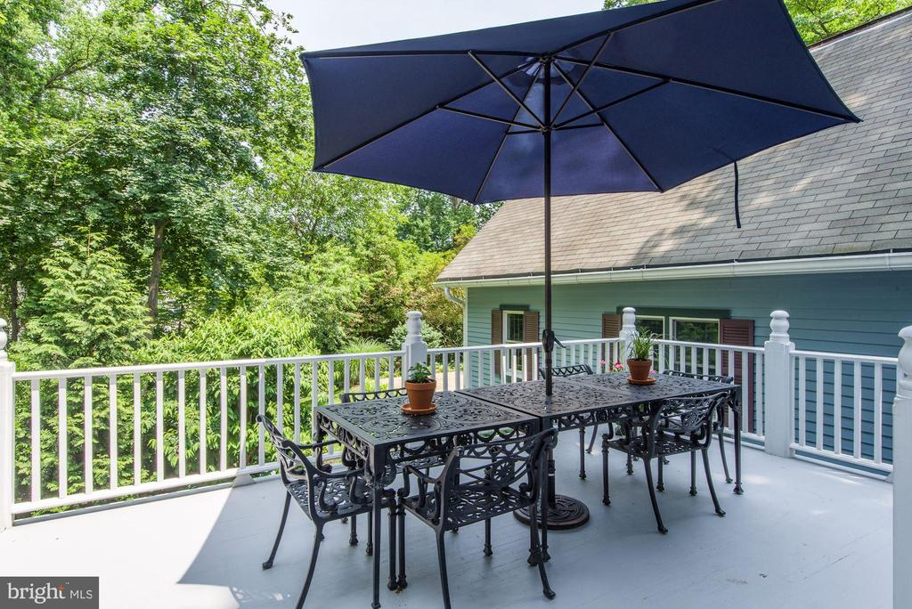 Another place to enjoy outdoor entertaining - 11019 KENILWORTH AVE, GARRETT PARK