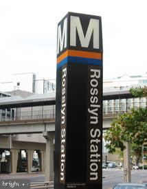 2 blocks to Rosslyn Metro Station - 1121 ARLINGTON BLVD #405, ARLINGTON
